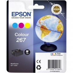 Blekkpatron EPSON 267 Farge