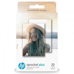 HP Sprocket Plus ZINK fotopapir- klistremerker 5.8 x 8.7 cm 20 ark
