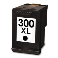 Blekkpatron NH-RCC641BK erstatter HP 300XL SVART