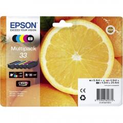 Blekkpatroner EPSON 33 Multipack
