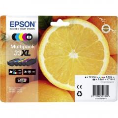 Blekkpatroner EPSON 33XL Multipack