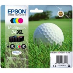 Blekkpatroner EPSON 34XL Multipack