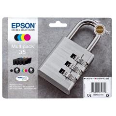 Blekkpatroner EPSON 35 Multipack