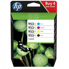 Blekkpatroner HP 953XL 4-pack