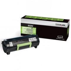 Lexmark 602H Svart