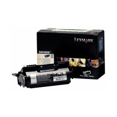 Lexmark 64016HE Svart