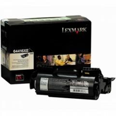 Lexmark 64416XE Svart