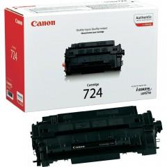 Canon 724 Svart