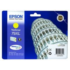 Blekkpatron EPSON 79XL Gul