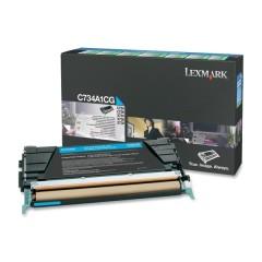 Lexmark C734A1CG Cyan