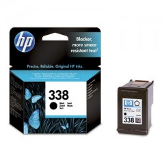 Blekkpatron HP 338 SVART