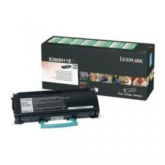 Lexmark E360H11E Svart