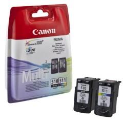 Blekkpatroner CANON PG-510/CL-511 Multipack