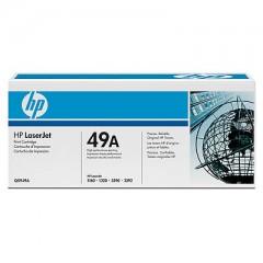 HP 49A SVART