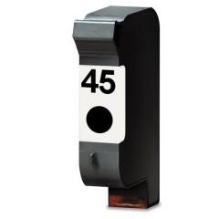 Blekkpatron NH-R0645 SVART erstatter HP45