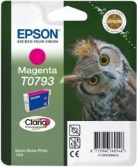 Blekkpatron EPSON T0793 MAGENTA