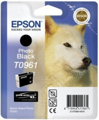 Blekkpatron EPSON T0961 PHOTOSVART