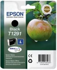 Blekkpatron EPSON T1291 SVART