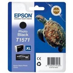 Blekkpatron EPSON T1571 Photo Black