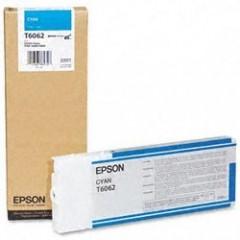 Blekkpatron EPSON T6062 Cyan 220ml