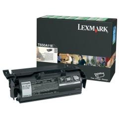 Lexmark T650A11E Svart