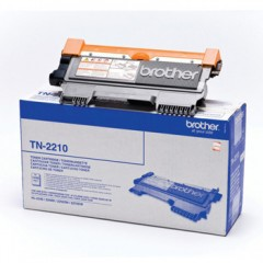 Brother TN2210 Svart