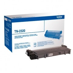 Brother TN2320 Svart