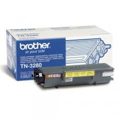 Brother TN3280 Svart