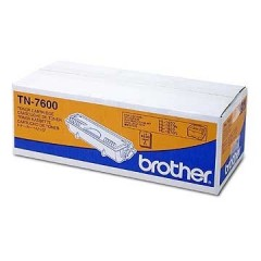 Brother TN7600 Svart