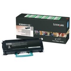 Lexmark X264H11G Svart