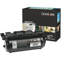 Lexmark X644H11E Svart