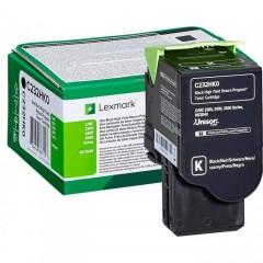 Lexmark C232HK0 Svart