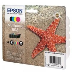 Blekkpatroner EPSON 603 MULTIPACK