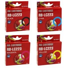 Blekkpatroner RB-LC223X