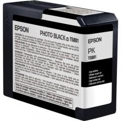 Blekkpatron EPSON T5801 PHOTO BLACK