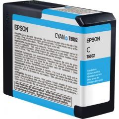 Blekkpatron EPSON T5802 CYAN