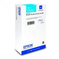 Blekkpatron EPSON T7552 XL Cyan