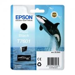 Blekkpatron EPSON T7601 FotoSvart